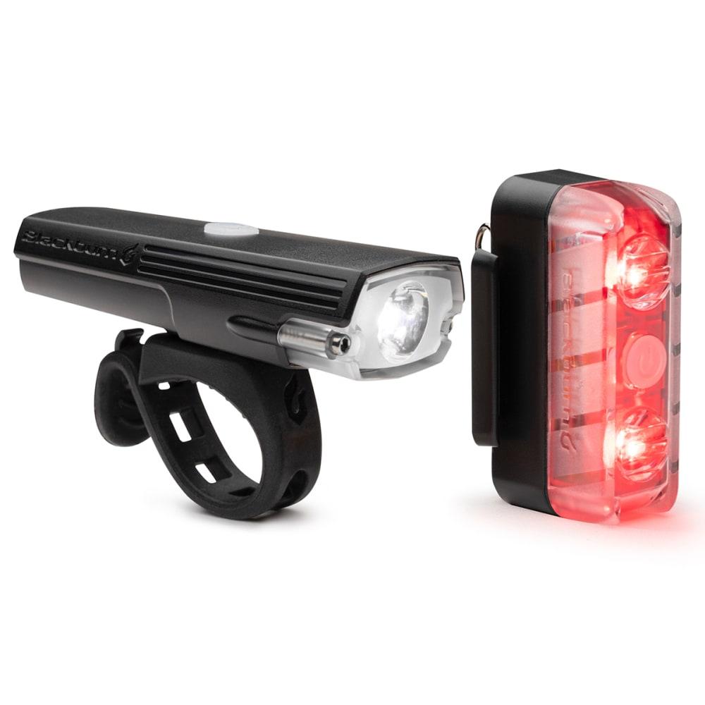 BLACKBURN Dayblazer 400 Front 65 Rear Light Set - NO COLOR