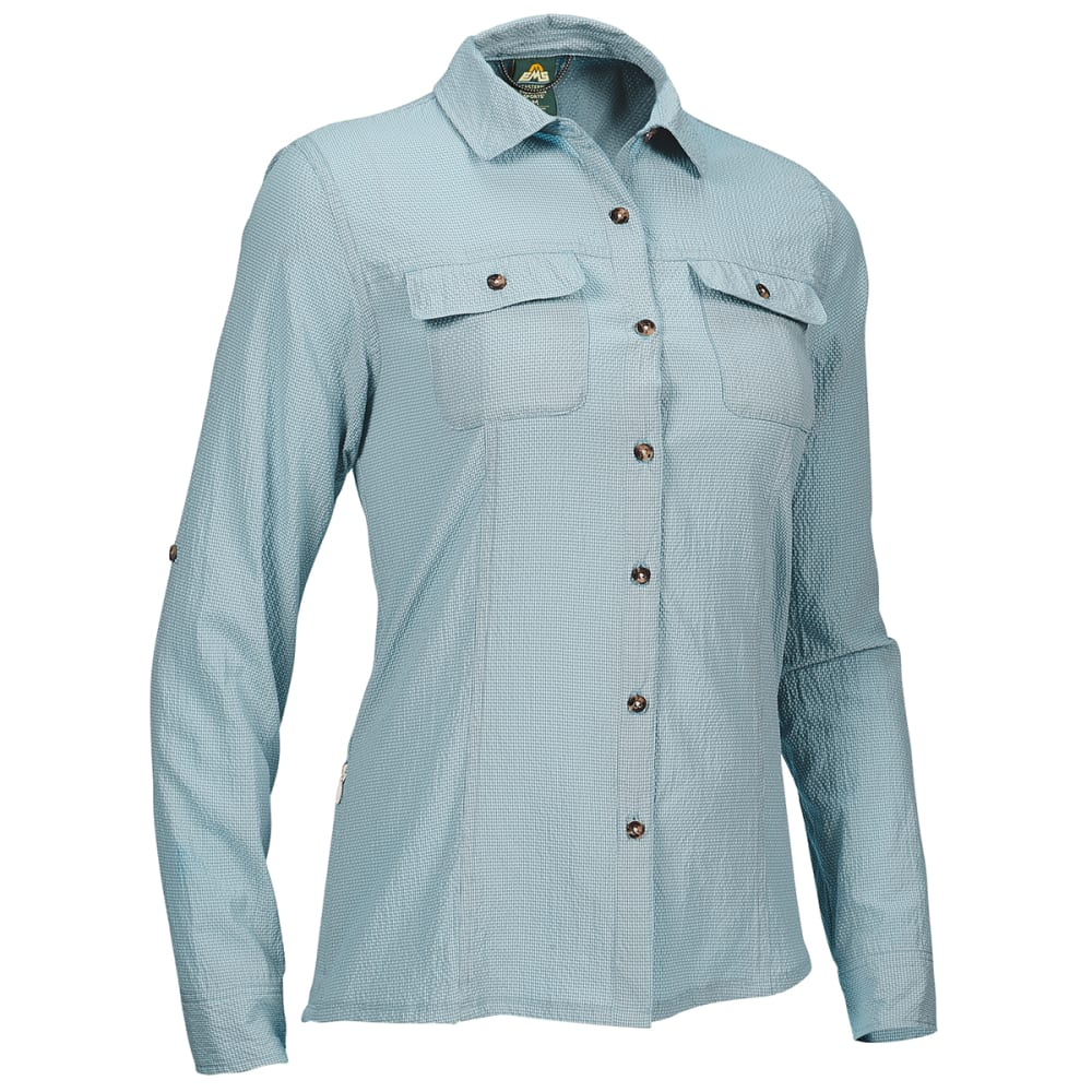 EMS Women's Bonus Miles Long-Sleeve Shirt XS