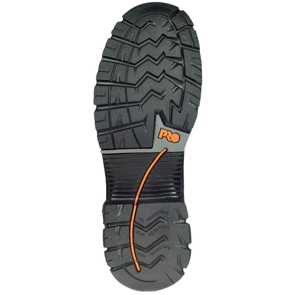 "TIMBERLAND PRO Men's Endurance PR 6"" Steel Toe Work Boots - BROWN 214"