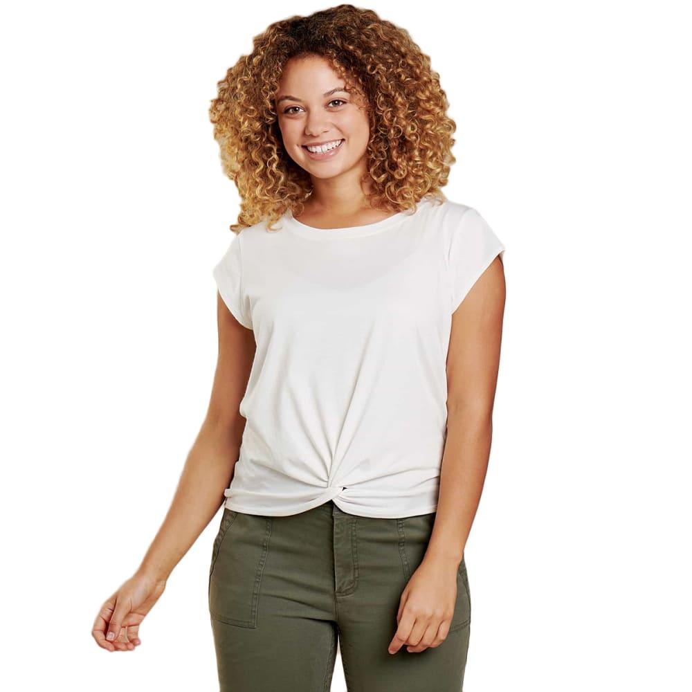 TOAD & CO Women's Anza Short-Sleeve Shirt S