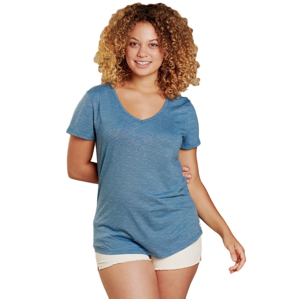 TOAD & CO Women's Marley 2 Short-Sleeve Tee L