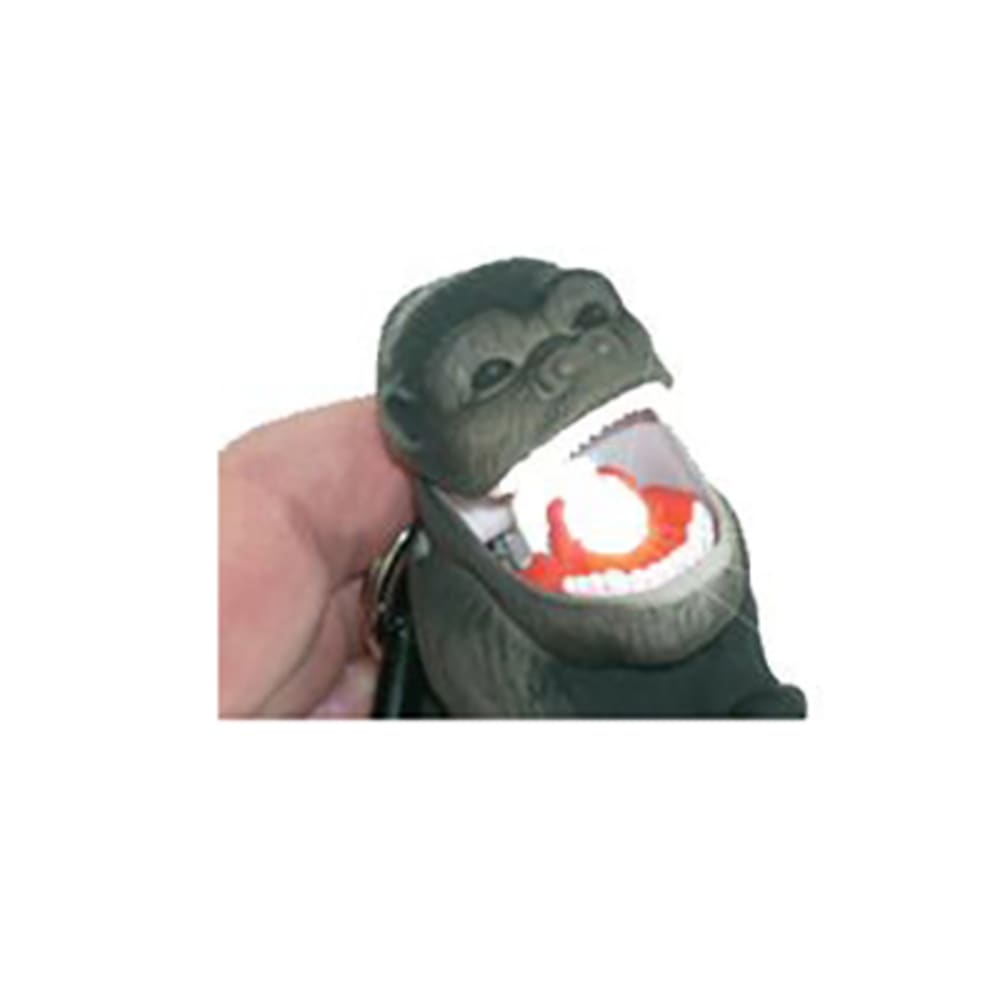 SUNCOMPANY LifeLight Animal LED Carabiner Flashlight - GORILLA