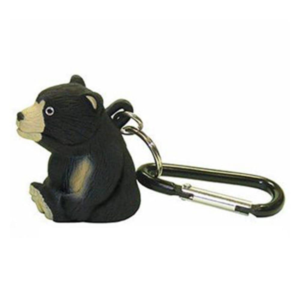 SUNCOMPANY LifeLight Animal LED Carabiner Flashlight - BLACK BEAR