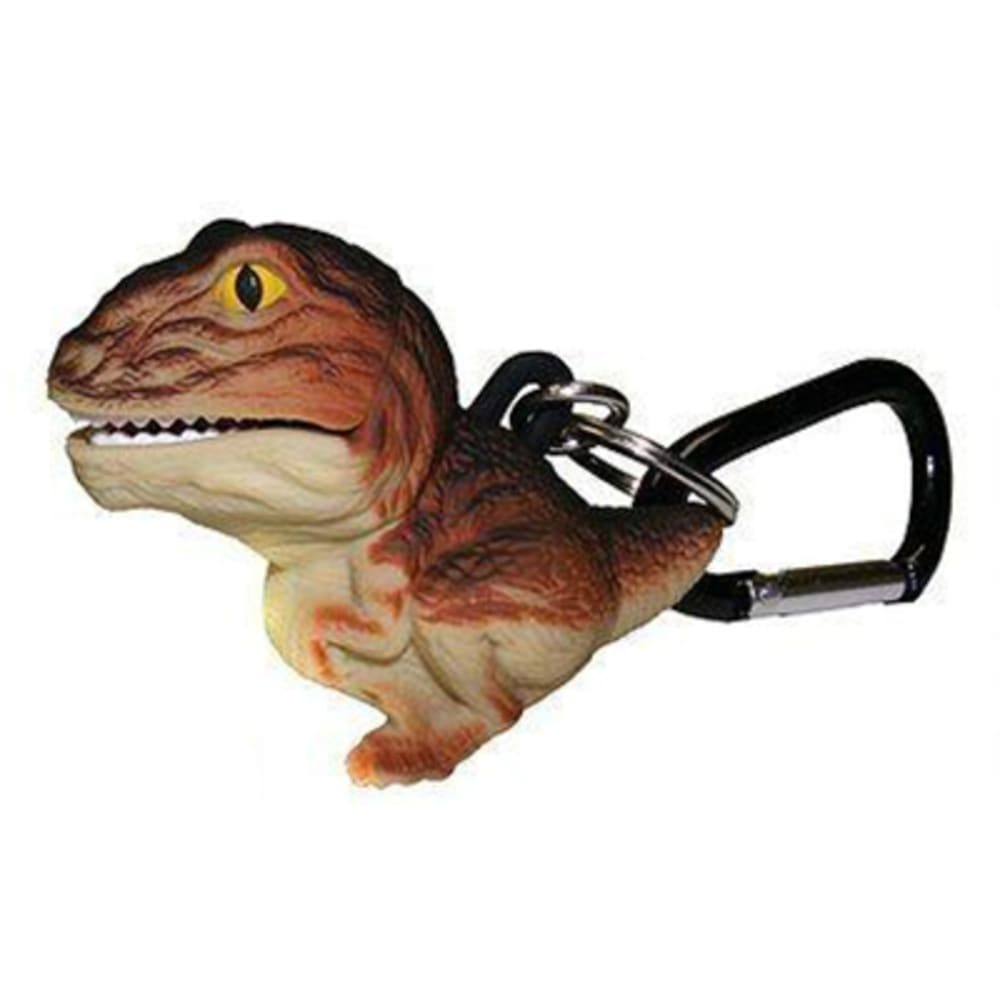SUNCOMPANY LifeLight Animal LED Carabiner Flashlight - BROWN T-REX