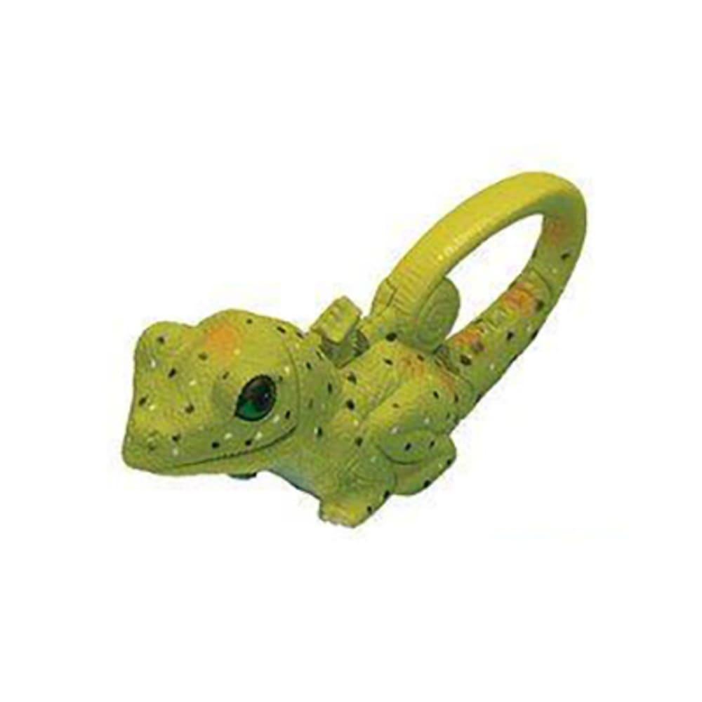 SUNCOMPANY LifeLight Animal LED Carabiner Flashlight - GREEN LIZARD