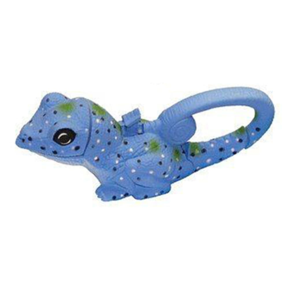SUNCOMPANY LifeLight Animal LED Carabiner Flashlight - BLUE LIZARD