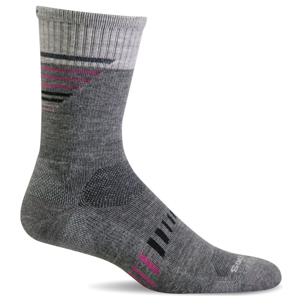 SOCKWELL Women's Ascend Compression Socks - GREY 800