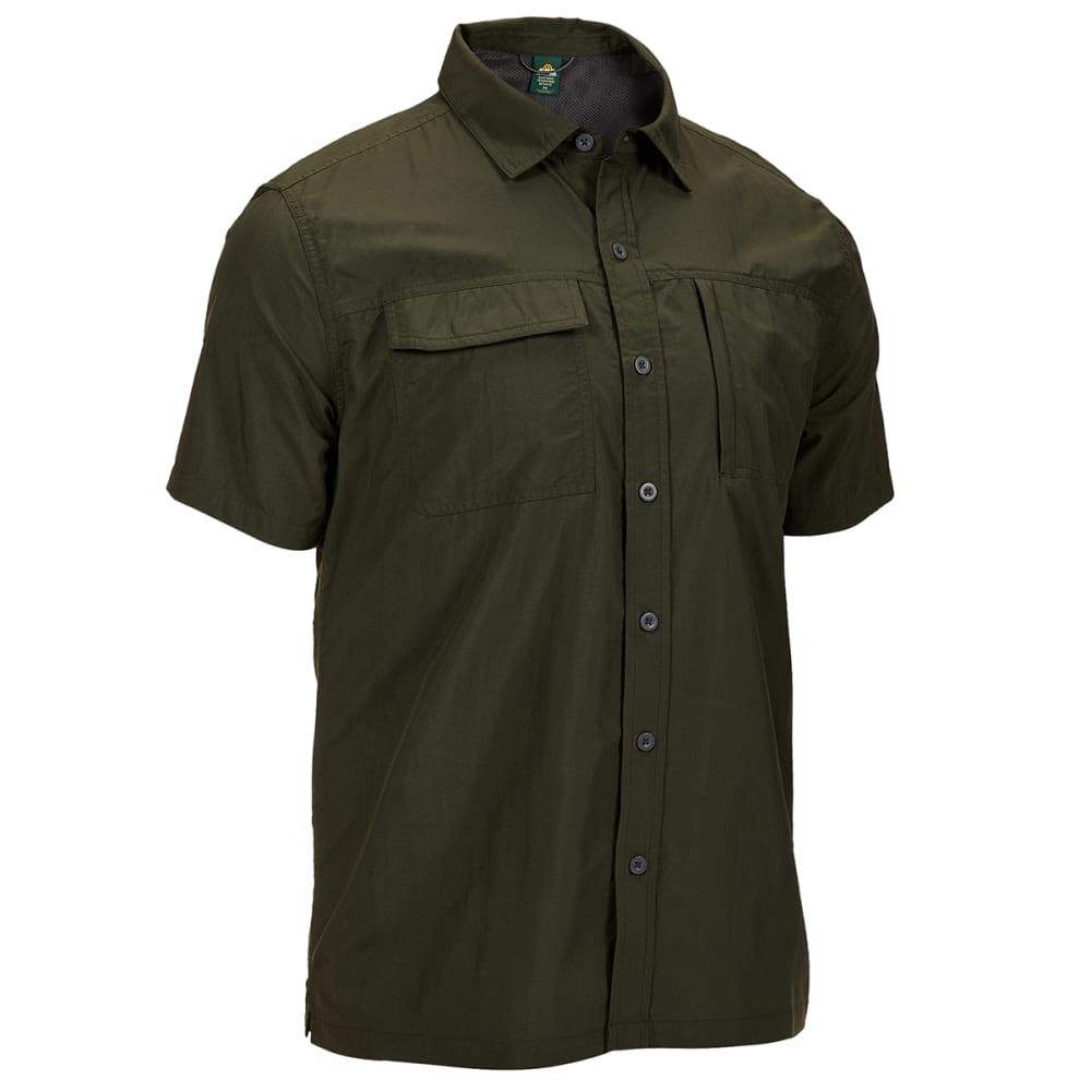 EMS Men's Trailhead Short-Sleeve Shirt S