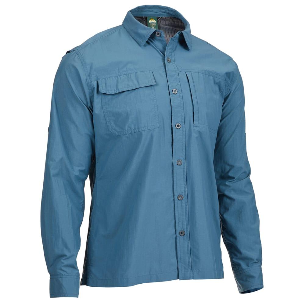 EMS Men's Trailhead Long-Sleeve Shirt S