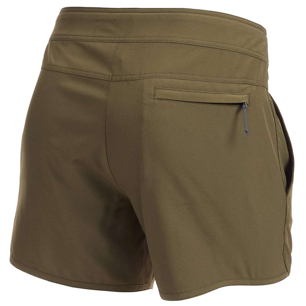 EMS Women's Harbor Shorts - IVY GREEN