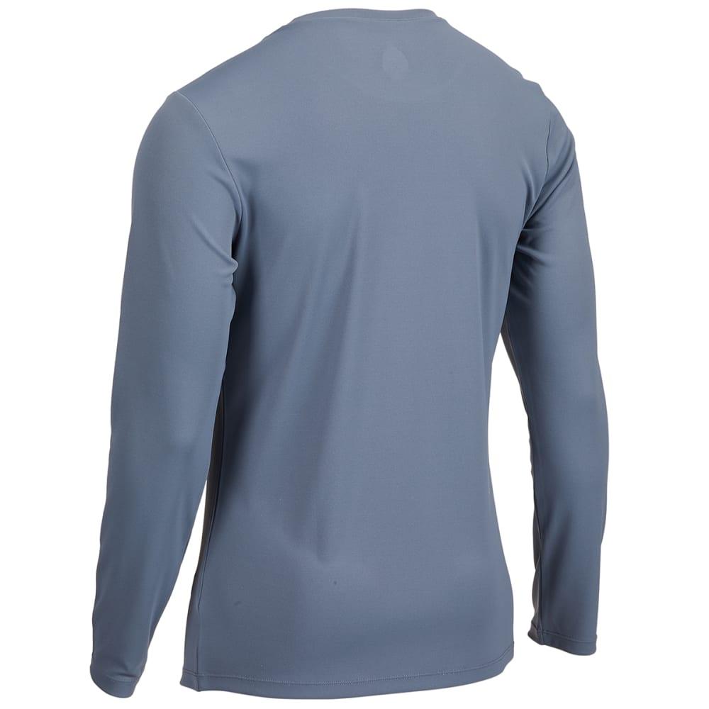 EMS Men's Epic Active Long-Sleeve Technical Shirt - GRISALLE
