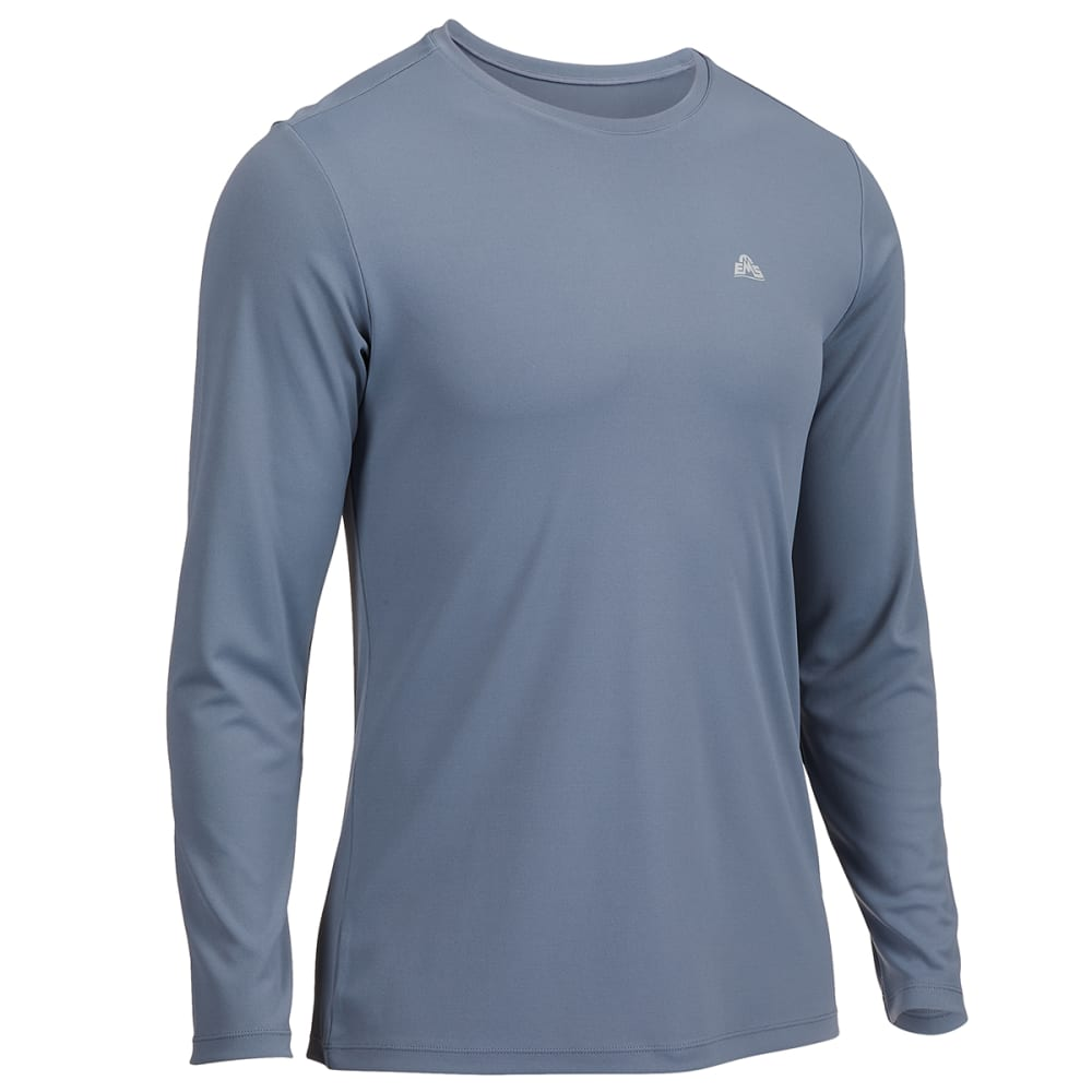 EMS Men's Epic Active Long-Sleeve Technical Shirt - GRISALLE