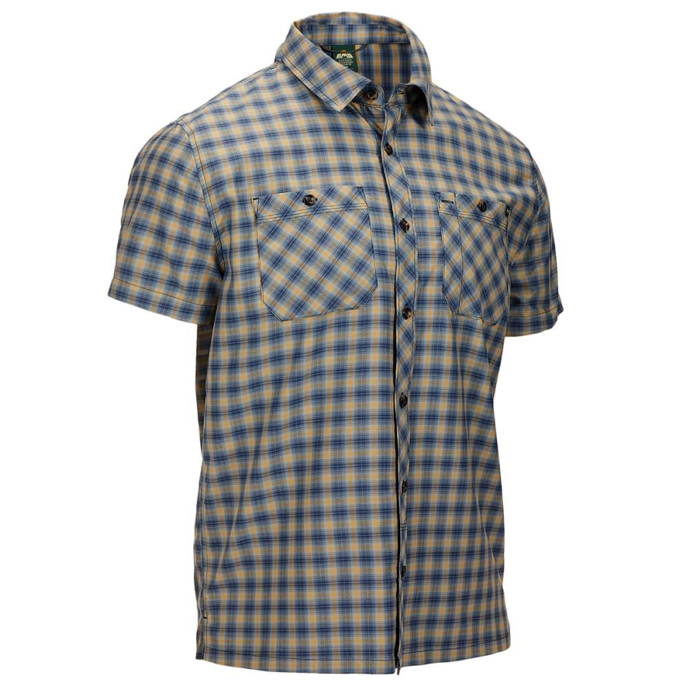 EMS Men's Forrester Short-Sleeve Button-Down Shirt - Size XXL