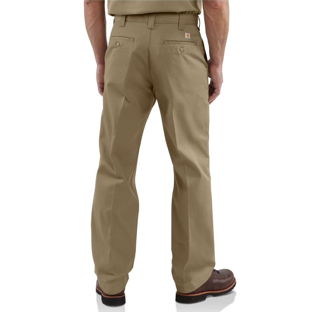 CARHARTT Men's B290 Twill Work Pant - 290 KHAKI