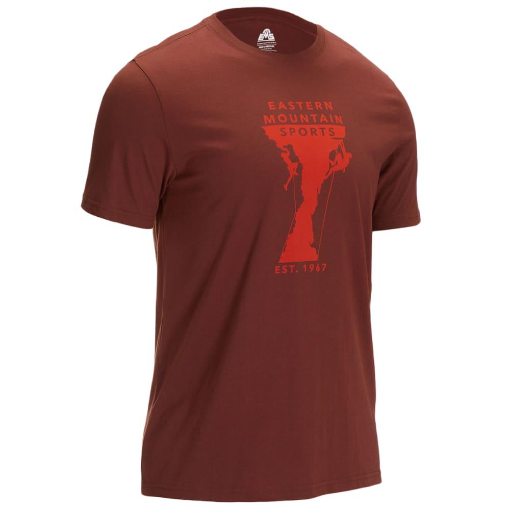 EMS Men's Short-Sleeve Graphic Tee M