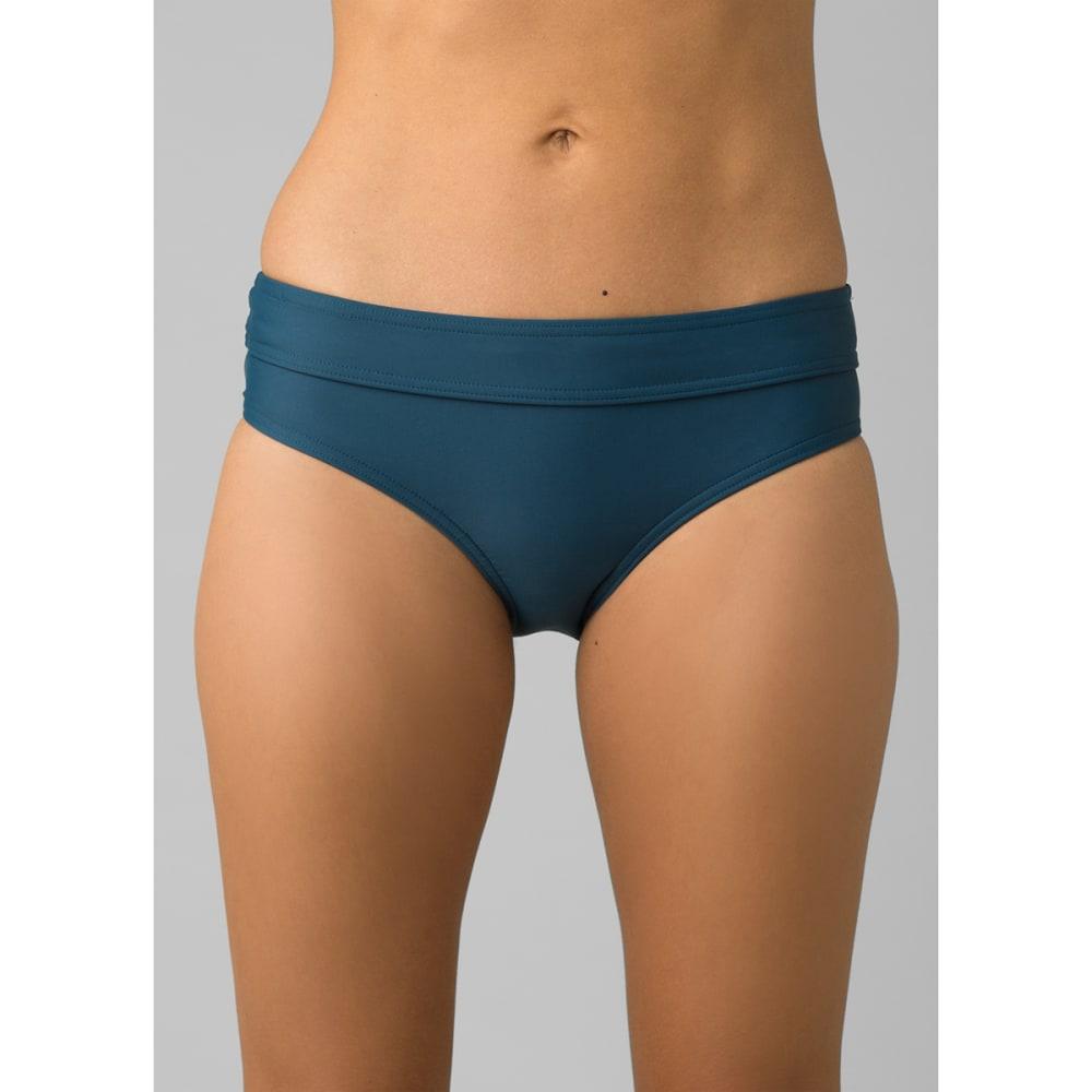 PRANA Women's Ramba Bikini Bottom - ATLANTIC