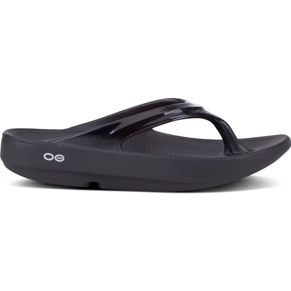 OOFOS Women's Oolala Sandal - BLACK