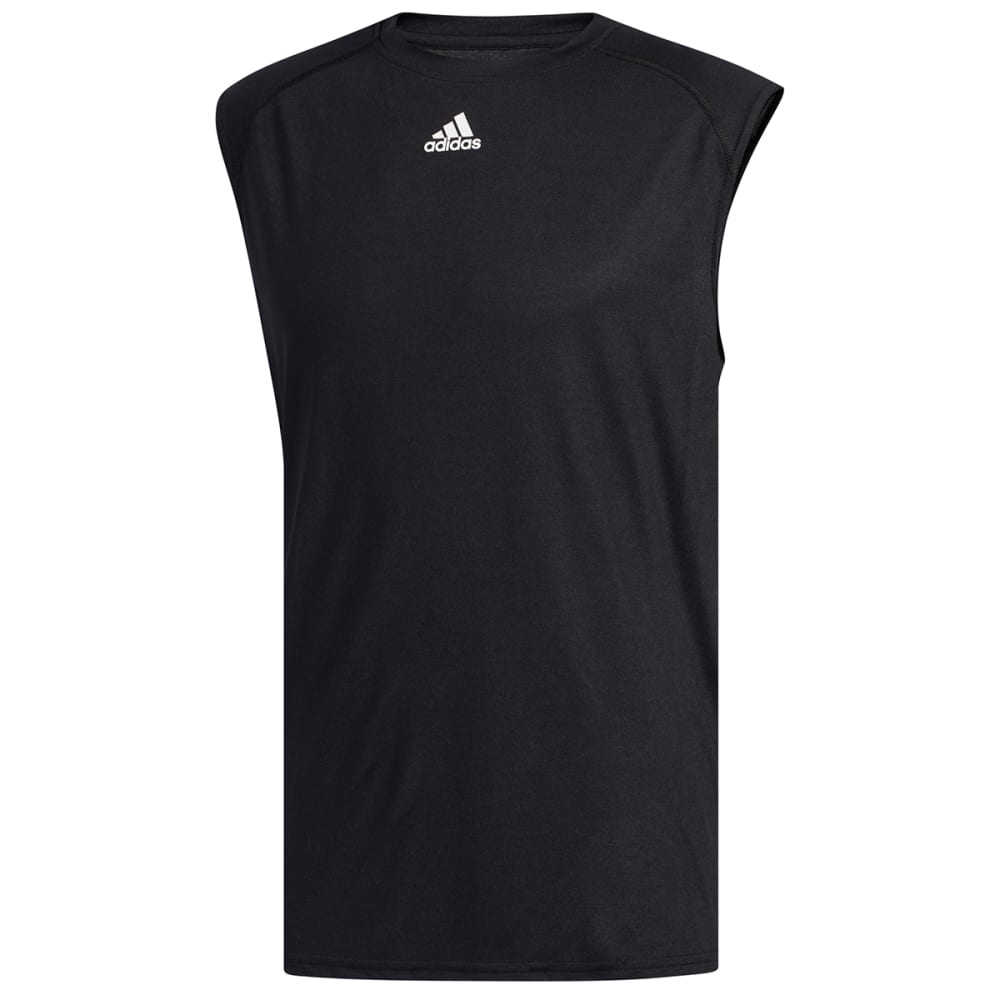ADIDAS Men's Climalite Sleeveless Tee L