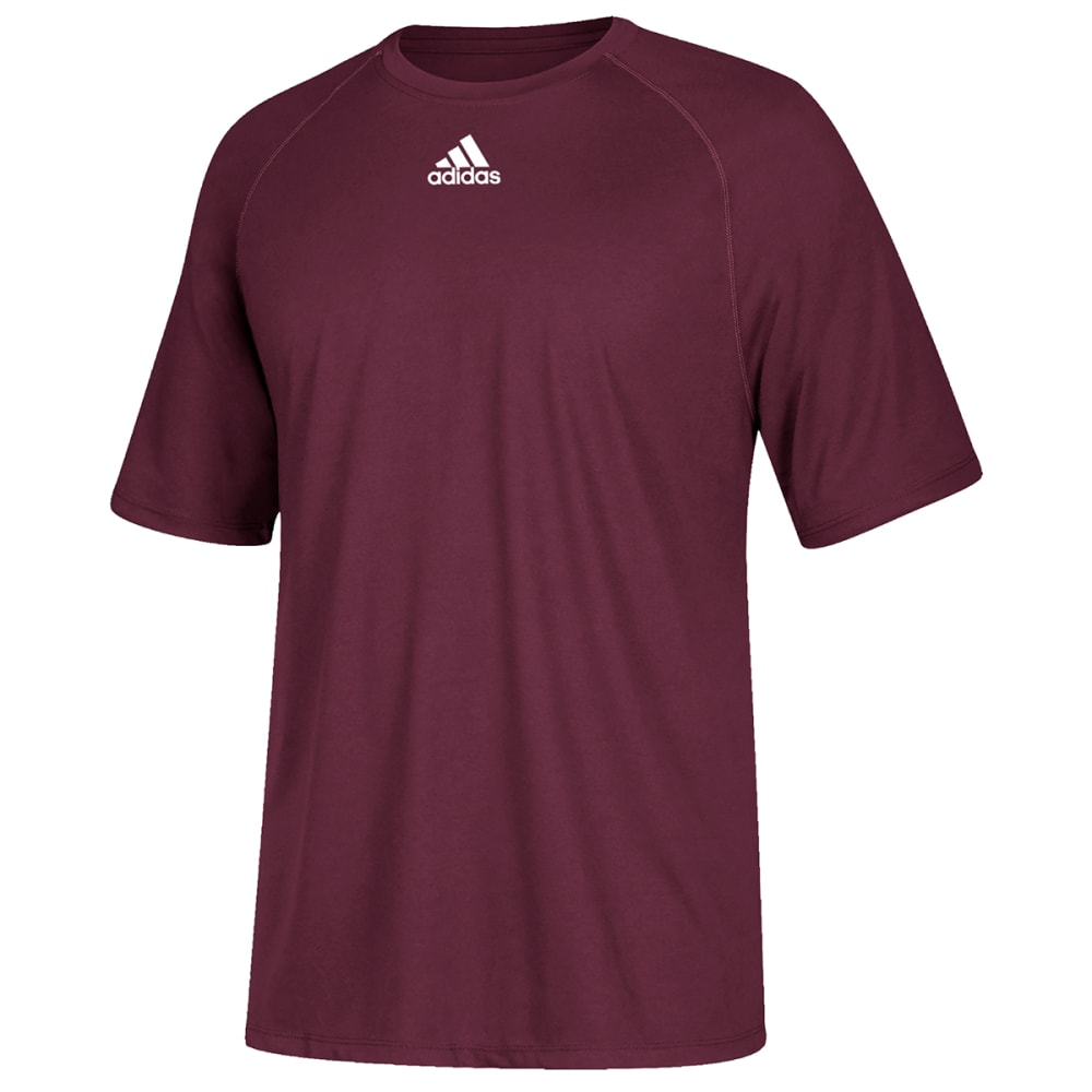 ADIDAS Men's Climalite Short-Sleeve Tee XS