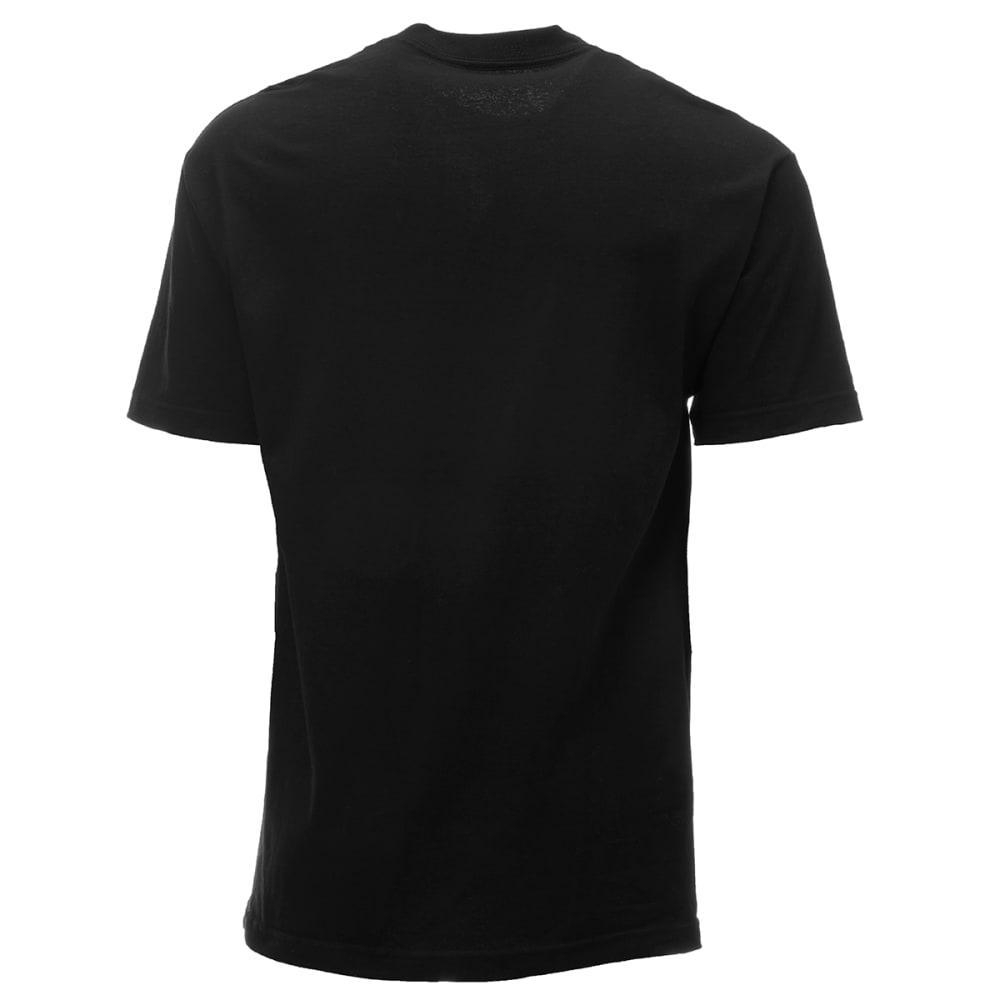 ADIDAS Men's Performance Short-Sleeve Tee - BLACK-CV0860