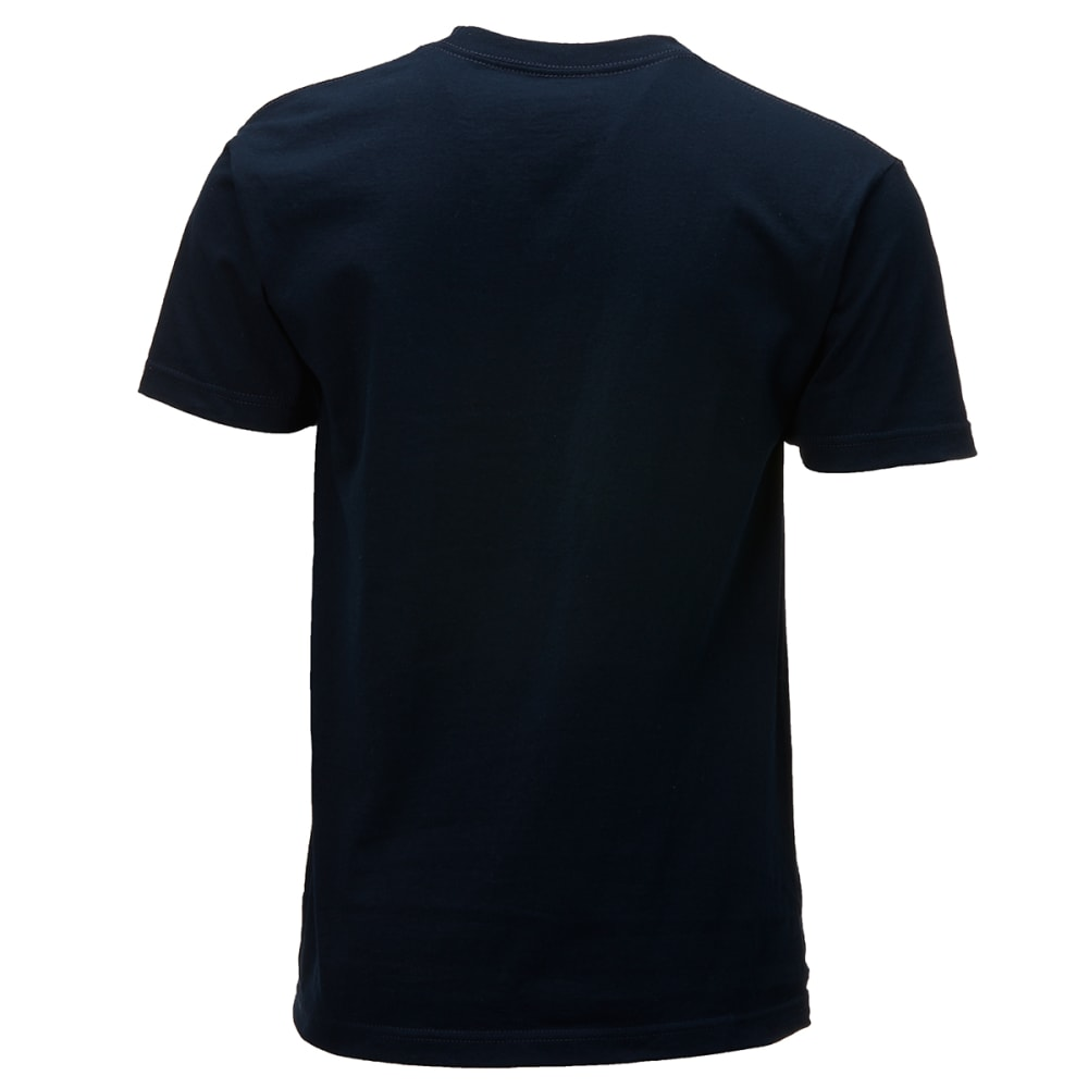 ADIDAS Men's Performance Short-Sleeve Tee - DARK NAVY-CV0870