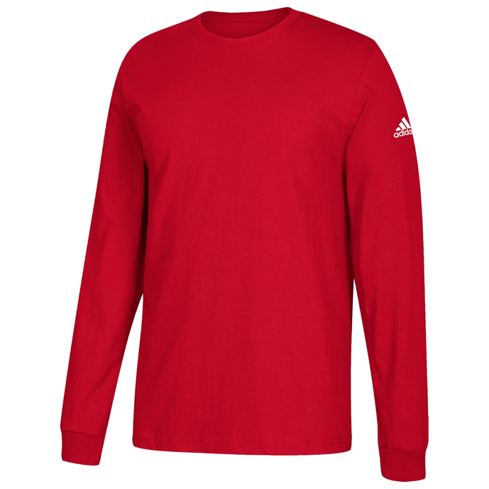 ADIDAS Men's Performance Long-Sleeve Tee 4XL