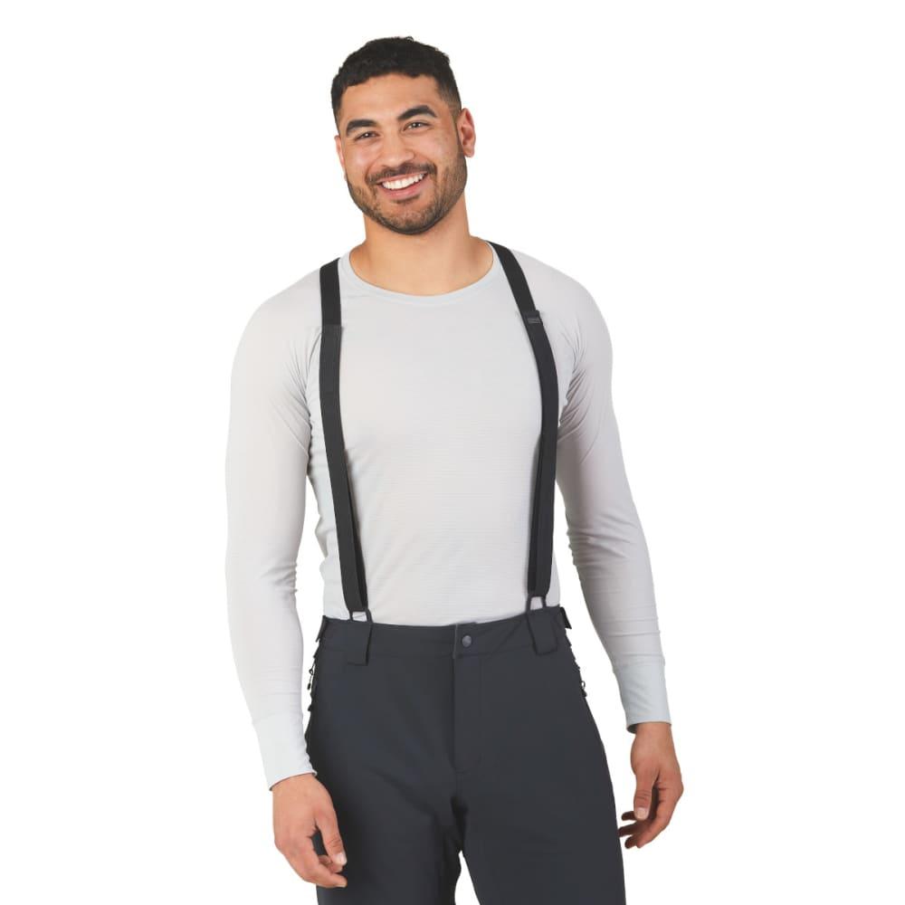 OUTDOOR RESEARCH Men's Suspenders - BLACK