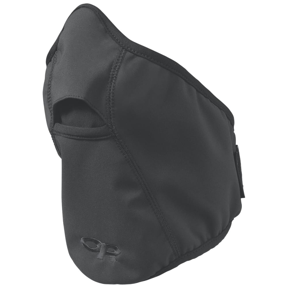 OUTDOOR RESEARCH Men's Face Mask - BLACK - 0001