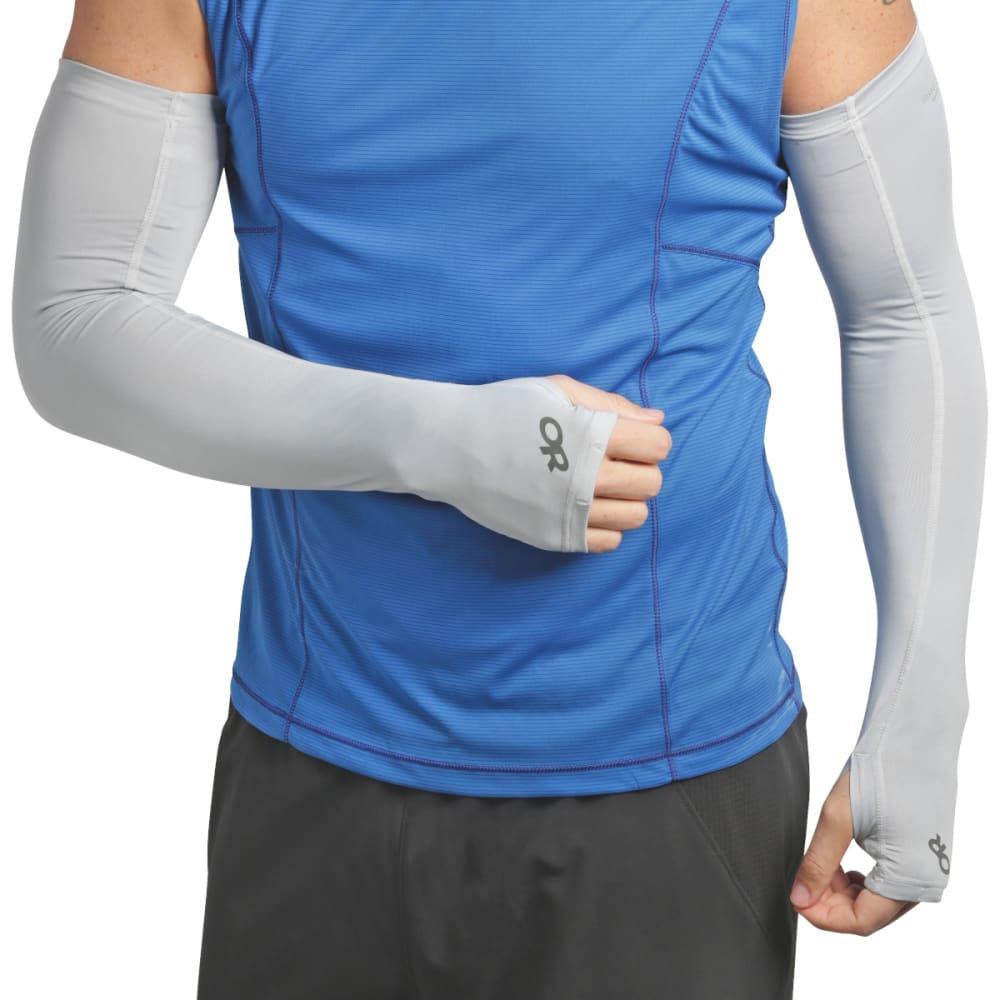 OUTDOOR RESEARCH Men's ActiveIce Sun Sleeves - ALLOY - 0050