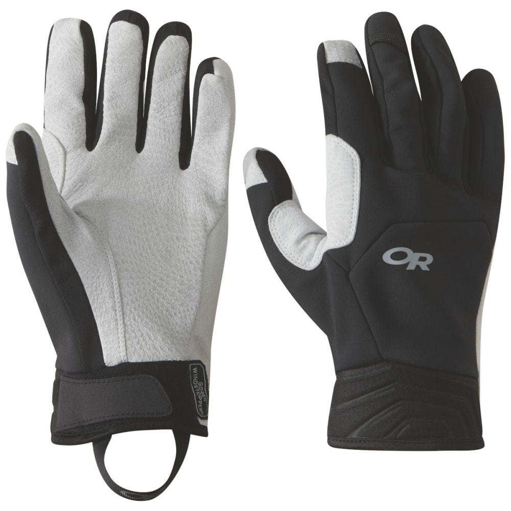 OUTDOOR RESEARCH Men's Mixalot Gloves S