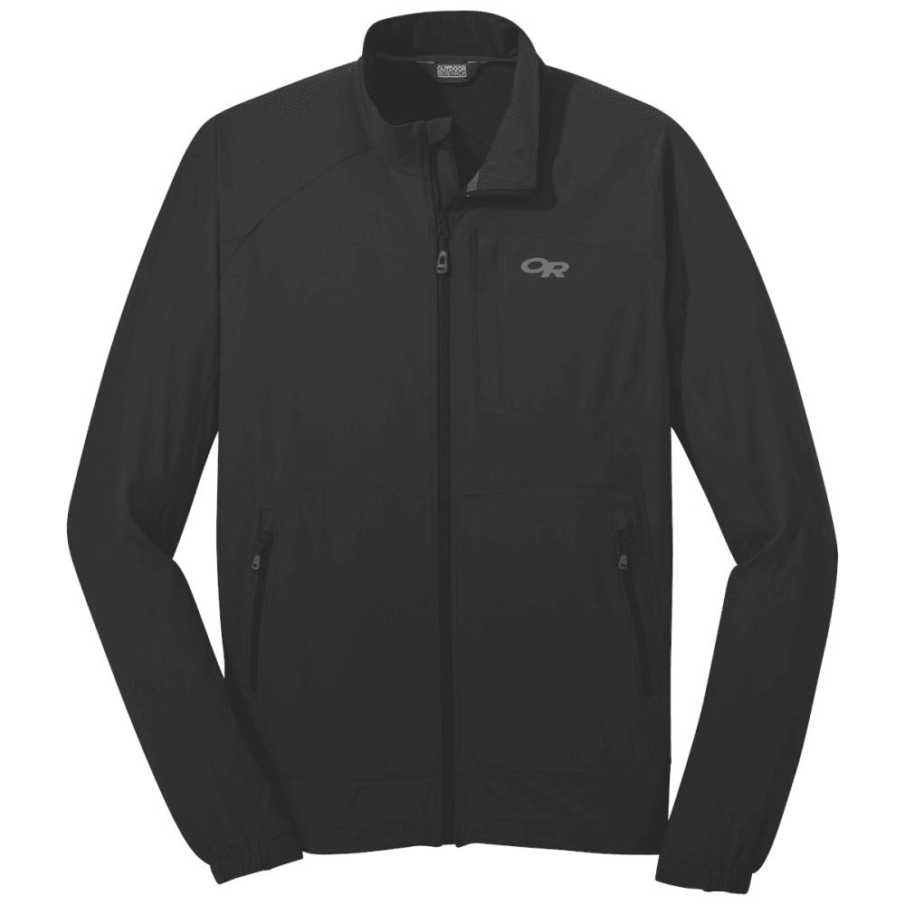 OUTDOOR RESEARCH Men's Ferrosi Jacket - BLACK - 0001