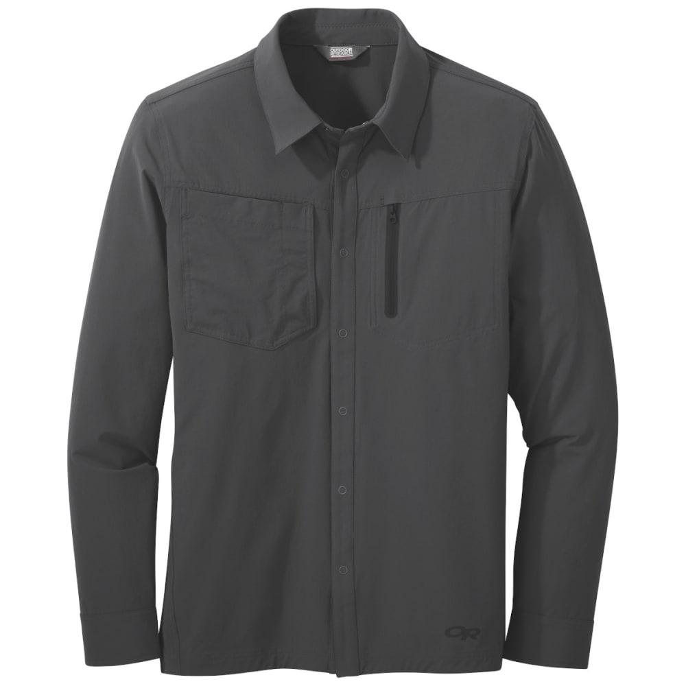 OUTDOOR RESEARCH Men's Ferrosi Shirt Jacket - STORM - 1288