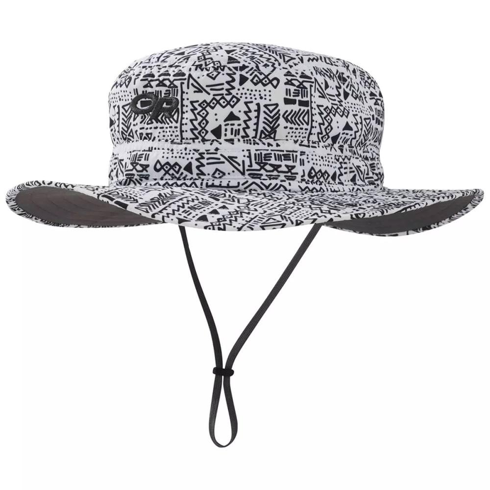 OUTDOOR RESEARCH Men's Helios Sun Hat, Printed XL