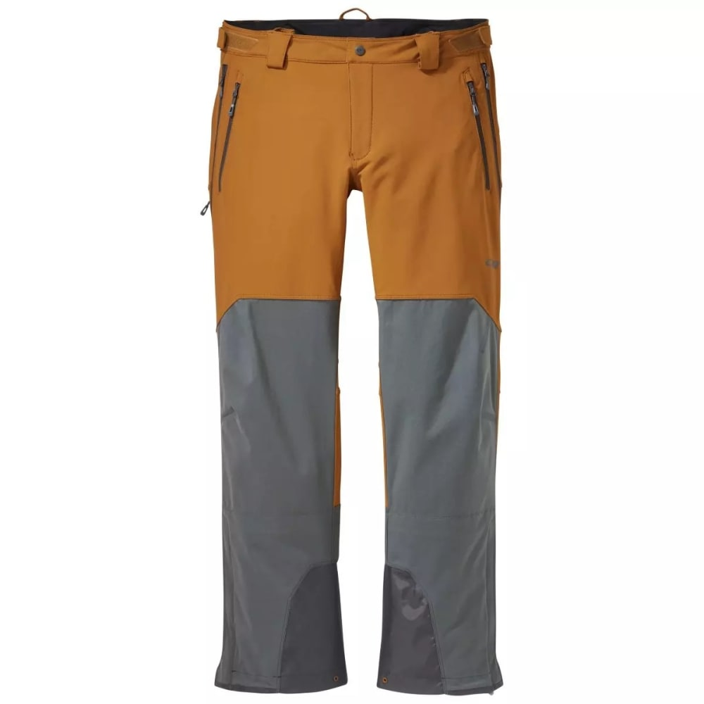 OUTDOOR RESEARCH Men's Trailbreaker 2 Pants - SADDLE/STORM - 1614