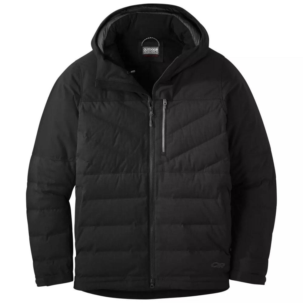 OUTDOOR RESEARCH Men's Blacktail Down Jacket - BLACK - 0001