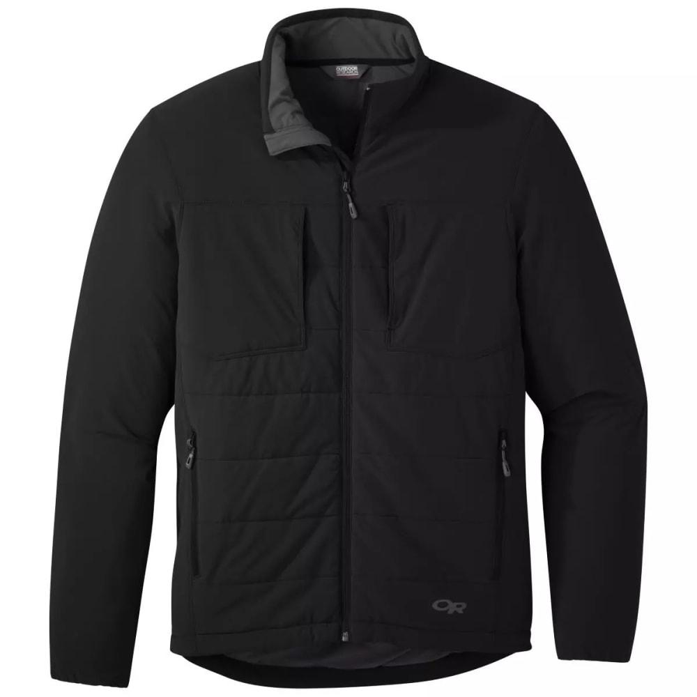 OUTDOOR RESEARCH Men's Winter Ferosi Jacket - BLACK - 0001