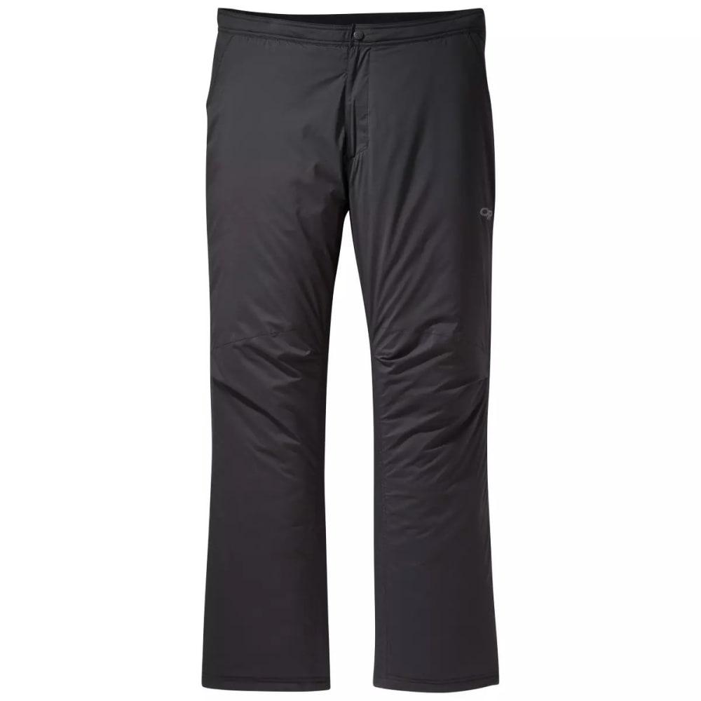 OUTDOOR RESEARCH Men's Refuge Pants - BLACK - 0001