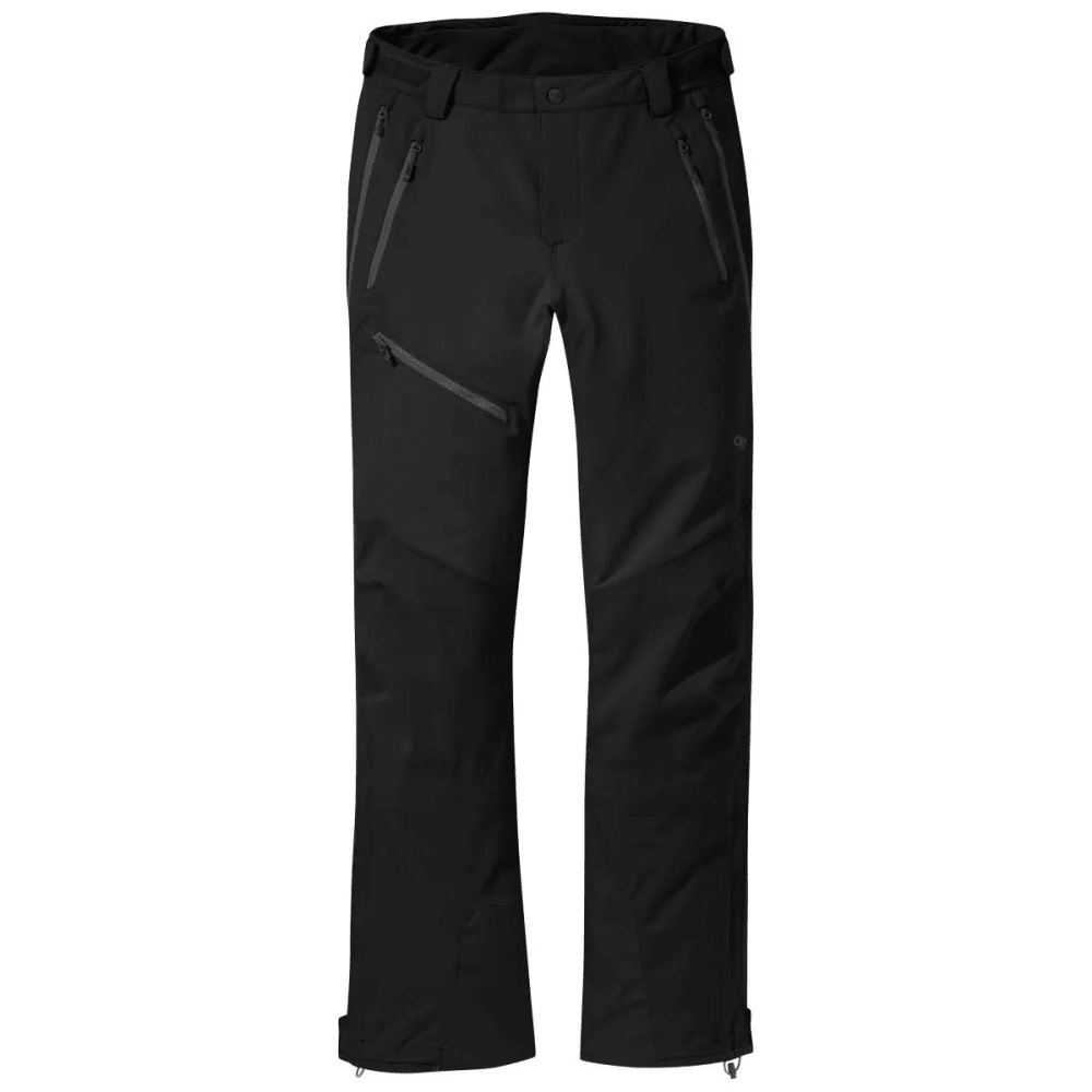 OUTDOOR RESEARCH Women's Trailbreaker 2 Pants - BLACK - 0001