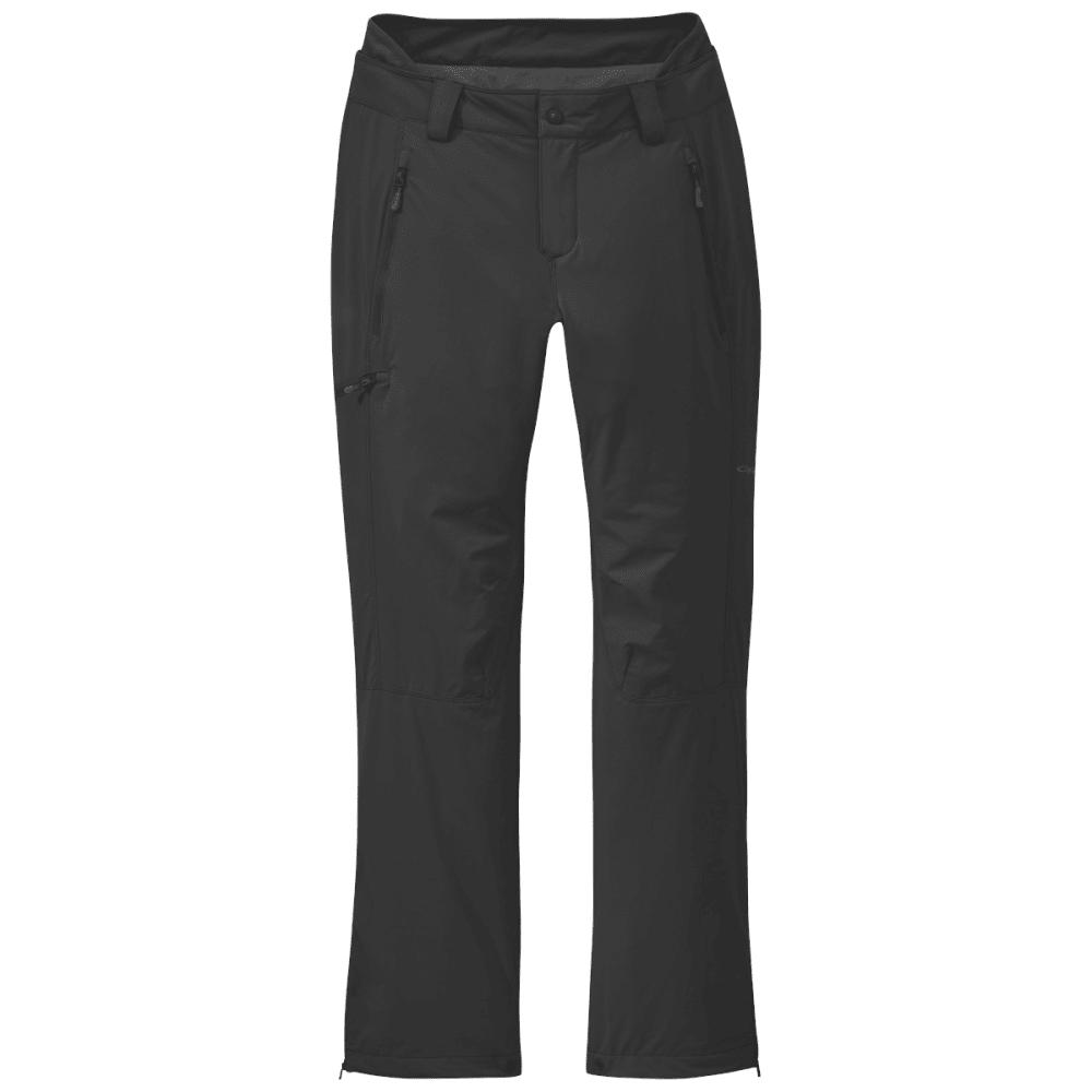 OUTDOOR RESEARCH Women's Hyak Pants - BLACK - 0001