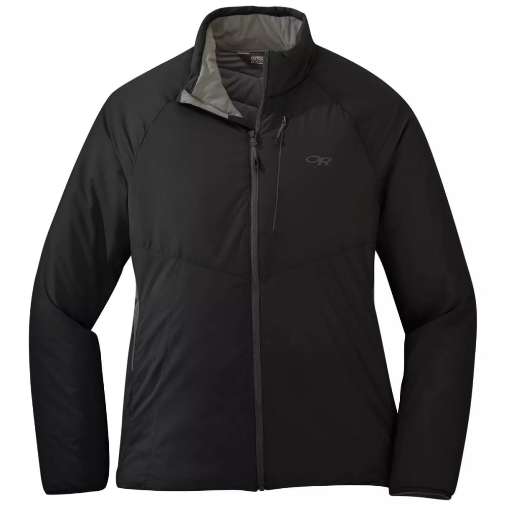 OUTDOOR RESEARCH Women's Refuge Jacket - BLACK - 0001