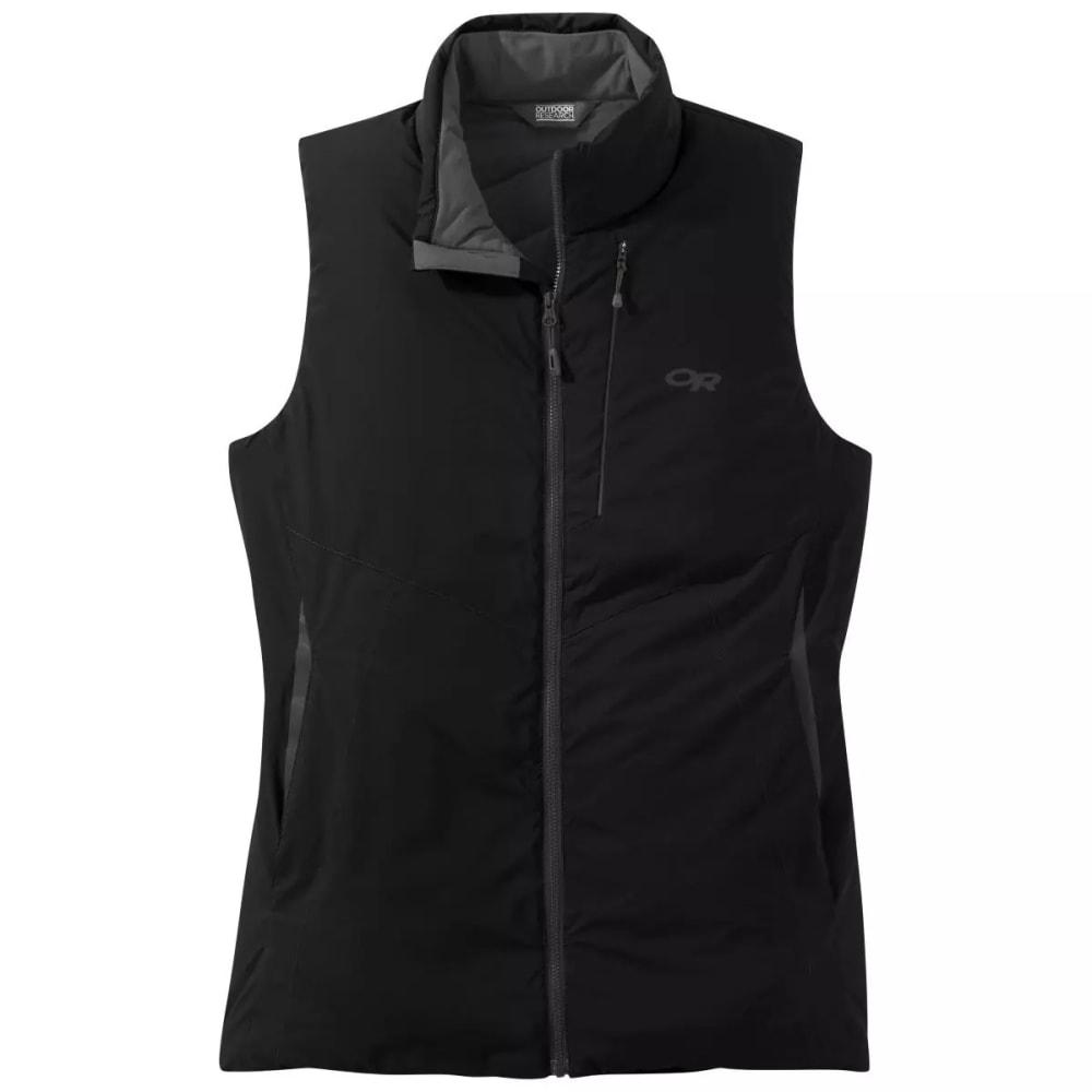 OUTDOOR RESEARCH Women's Refuge Vest - BLACK - 0001