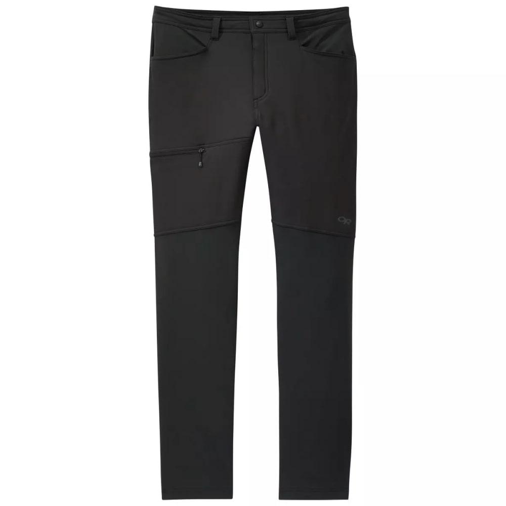 OUTDOOR RESEARCH Men's Methow Pant - BLACK - 0001