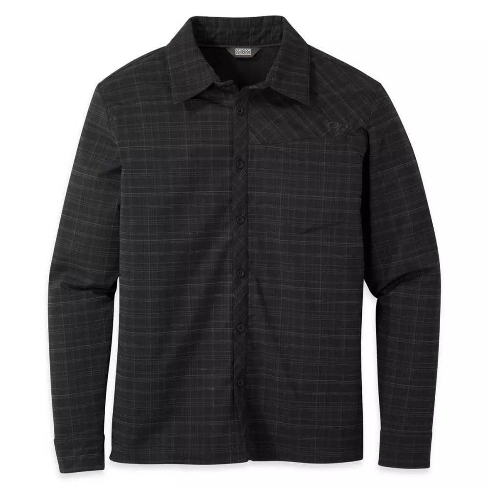 OUTDOOR RESEARCH Men's Rocketman Shirt - BLACK - 0001