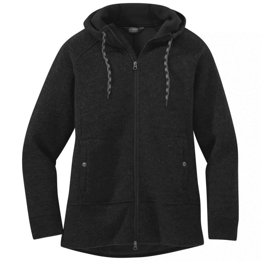OUTDOOR RESEARCH Women's Flurry Jacket - BLACK - 0001