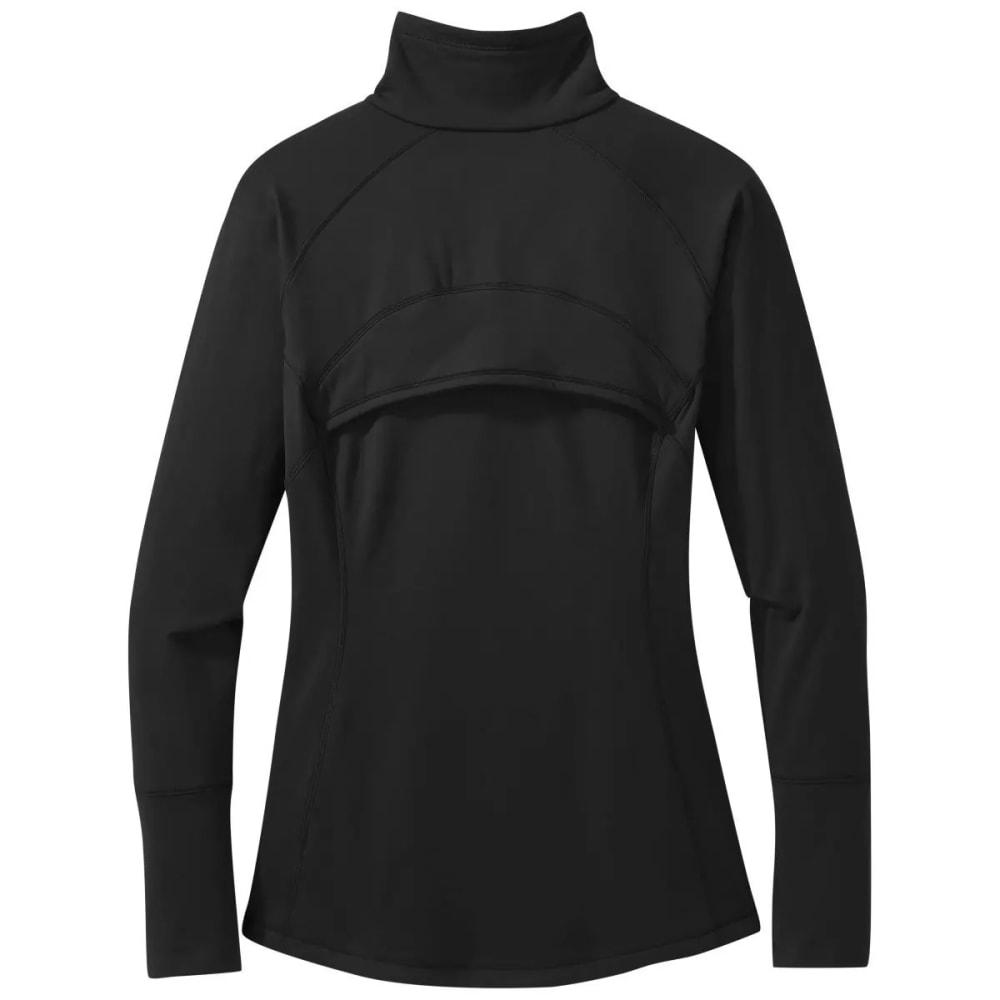 OUTDOOR RESEARCH Women's Melody Full-Zip Jacket - BLACK - 0001