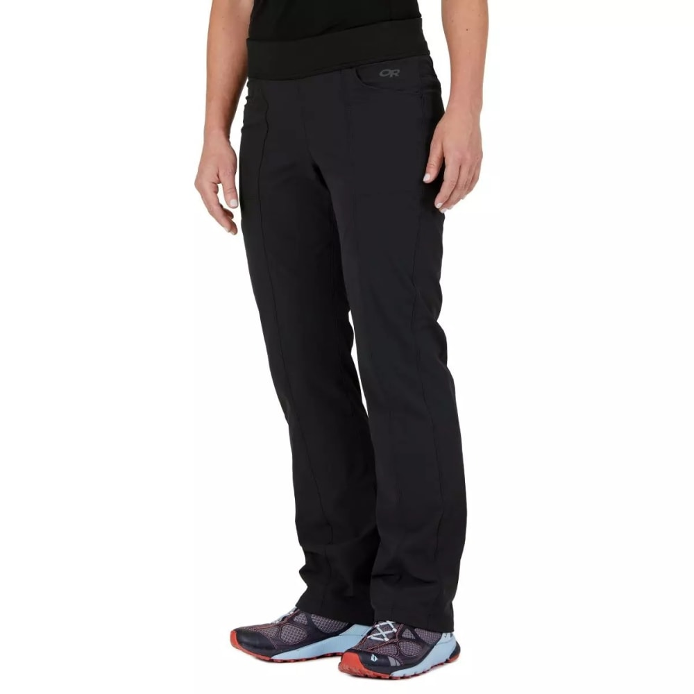 OUTDOOR RESEARCH Women's Mystic Pants - BLACK - 0001