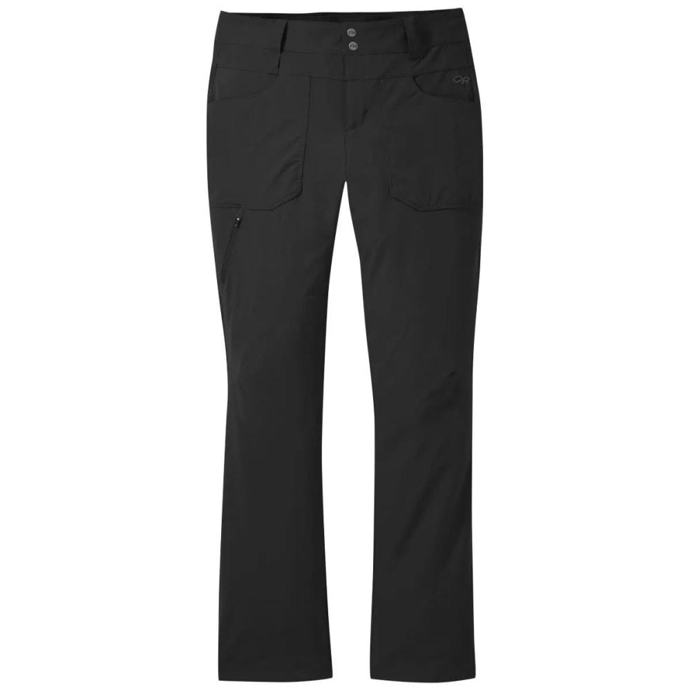 OUTDOOR RESEARCH Women's Voodoo Pants, Short 8/S