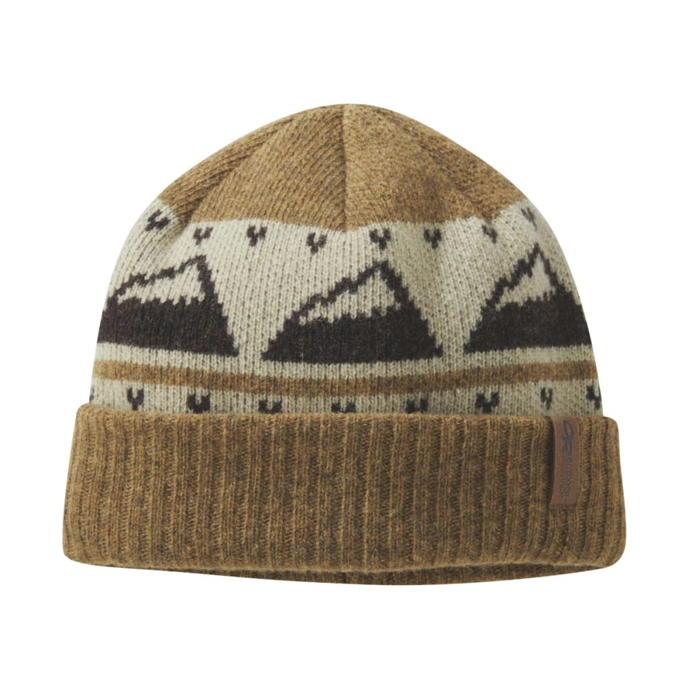 OUTDOOR RESEARCH Ukee Beanie - COYOTE/HAZELWOO-1697