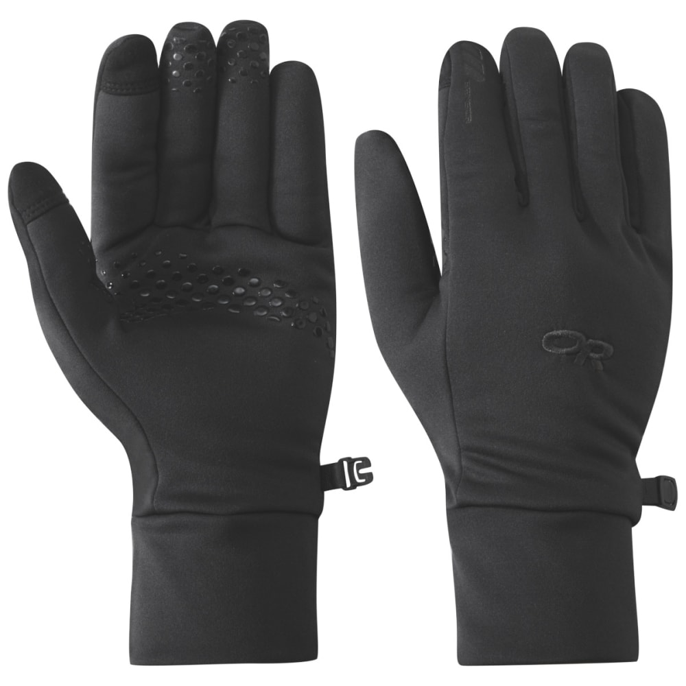 OUTDOOR RESEARCH Men's Vigor Heavyweight Sensor Gloves - BLACK - 0001