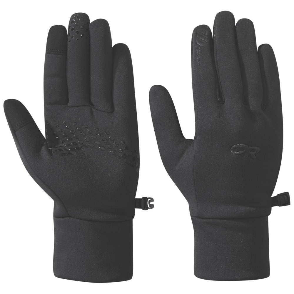 OUTDOOR RESEARCH Men's Vigor Midweight Sensor Gloves - BLACK - 0001